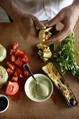 Fresh, Flavorful Israeli Salads The produce-packed first-course dishes called salatim are summertime on a plate