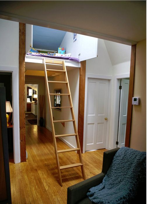 1000 Images About Attic Into Room On Pinterest Nooks