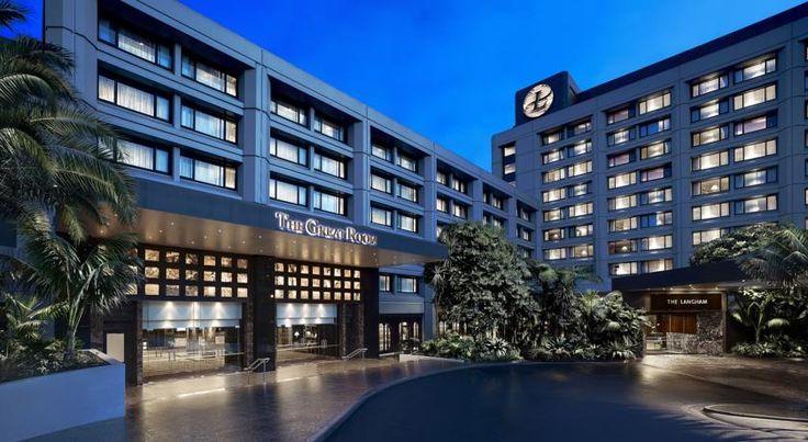 HOTEL|ニュージーランド・オークランドのホテル>人気の地元観光スポットまで徒歩20分以内>ザ ランガム オークランド(The Langham Auckland)