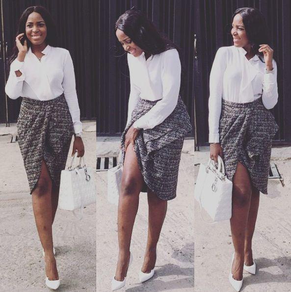 I always had a sincere crush on Linda Ikeji - Waconzy   Nigerian: Breaking News In Nigeria   Laila's Blog