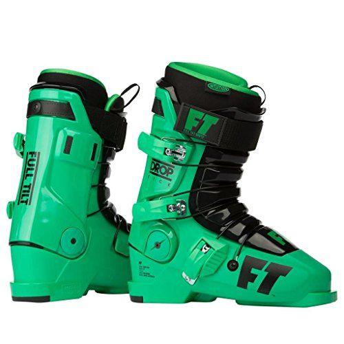 Full Tilt Mens Drop Kick Ski Boots Mondo Point 245