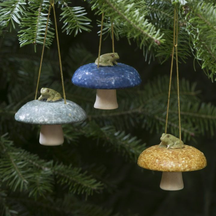 Toadstool Ornament - Limited Edition