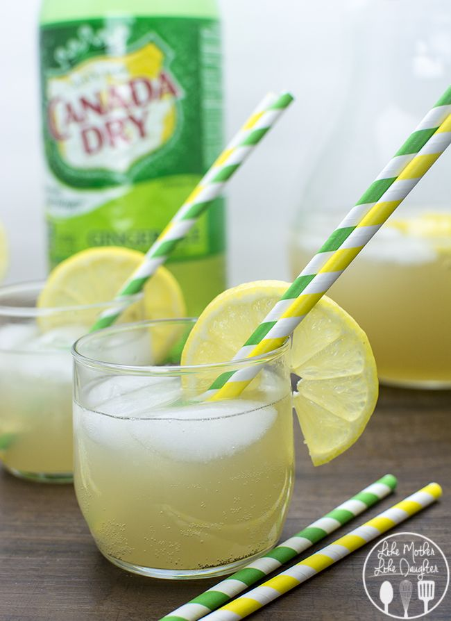 Sparkling Lemonade  on MyRecipeMagic.com