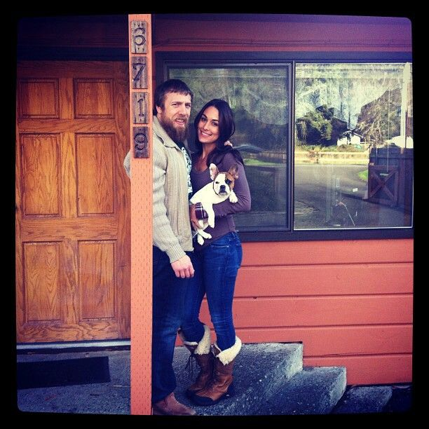 Bryan & Brianna Danielson at there Home
