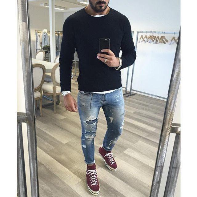 Instagram Jeans Styles Pinterest