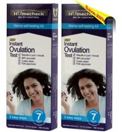 Buy Online Homecheck Instant Ovulation Test Kit Combo Pack,Read here: http://www.home-check.net.in/ovulation-kits/homecheck-instant-ovulation-test-kit-combo-pack