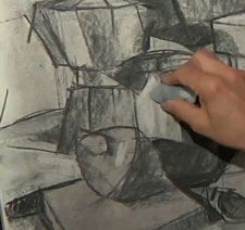 Charcoal Drawing Lessons Free eBook: Learn How to Draw Charcoal Art and Improve Your Charcoal Drawings - Enhance your skills with our free charcoal lessons vidoe!