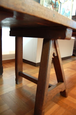 Delightful Thomas Guild   Medieval Woodworking, Furniture And Other Crafts: A Century  Trestle Table From Bruges