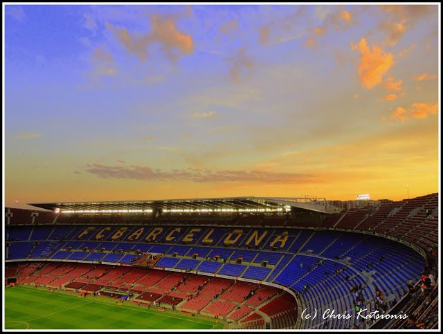 Travel in Clicks: Camp Nou , Barcelona