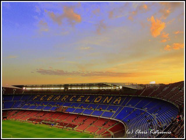 Travel in Clicks: Camp Nou , Barcelona