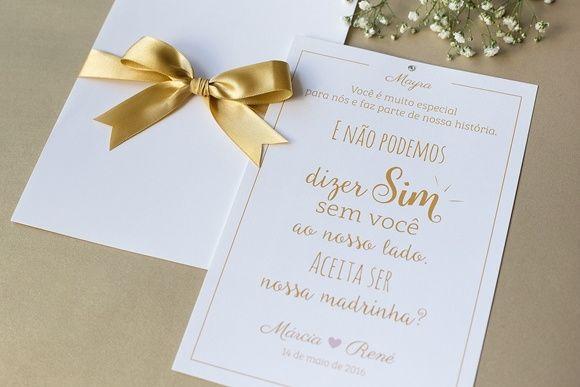 62 best convites de casamento elo7 images on pinterest invitations convite para padrinhos gold invitationweddinginstagrampsmasquerade stopboris Images
