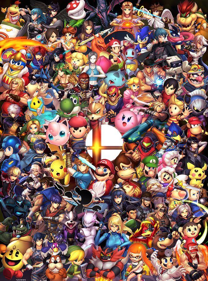 413d3de95a6013c9bf3ab49e0d1beeab - How To Get Every Character In Super Smash Bros Brawl
