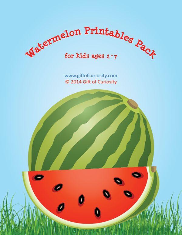 179 best watermelon images on pinterest. Black Bedroom Furniture Sets. Home Design Ideas