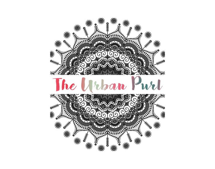 The Urban Purl Logo Designed By PrintPedia.co.uk . Get in Touch with us for logo design for your business. Call UK: 020 800 46 800  #logo #logodesign #logodesigner #london #liverpool #centrallondon #manchester #bristol #leeds #yorkshire #brighton #cambridge #oxfords #blackpool #shoreditch #bucks