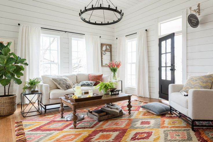 Magnolia Home Rugs By Joanna Gaines Are Now Available At Furniture Row
