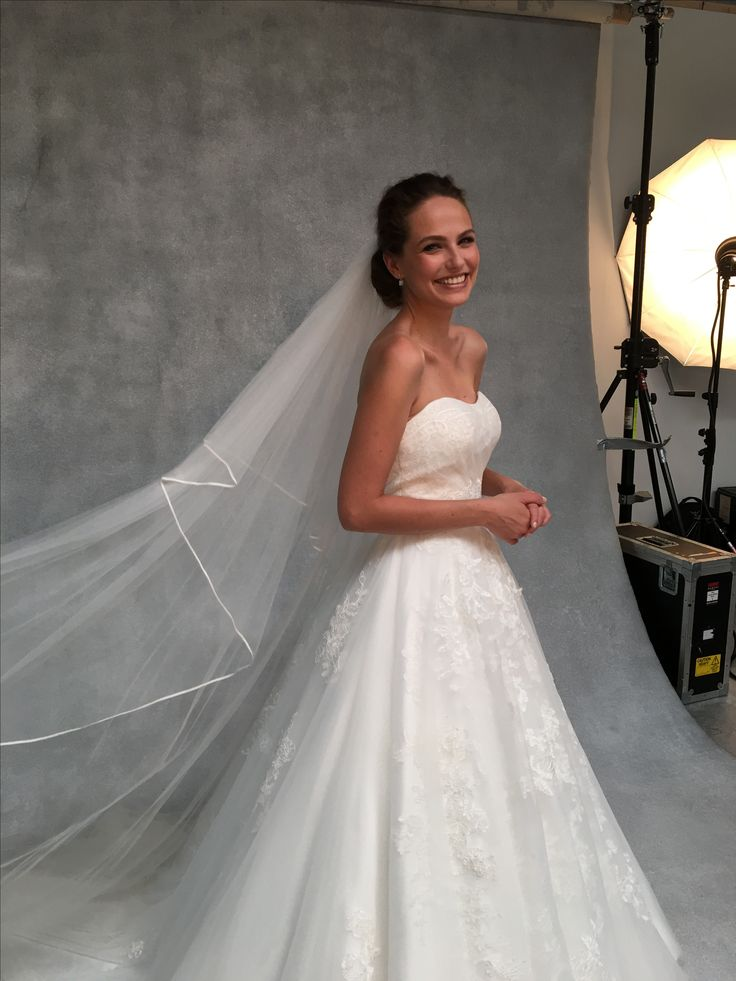 71 best behind the scenes at wed2b images on pinterest for Designer brand wedding dresses