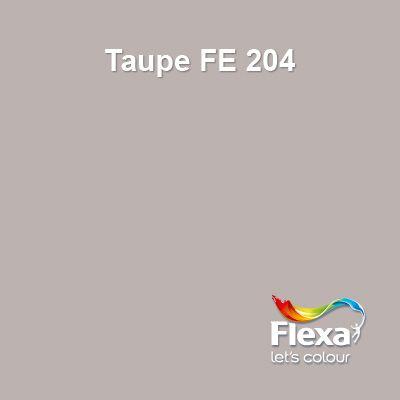 Flexa Expert kleur Taupe FE 204 mooie kleur voor de kamer!