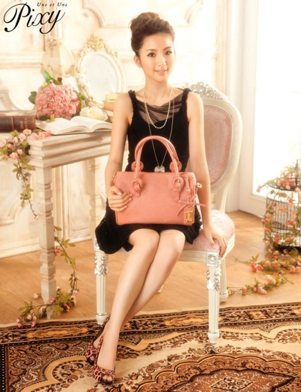 Ariel Lin Fashion | Pixy Bags | Asian fashion