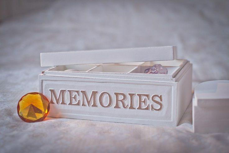 Что подарить на 14 февраля? коробка воспоминаний  #gift #home