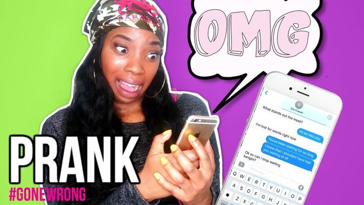 Song Lyric Text Prank on A GUY WHO LIKES ME!!!
