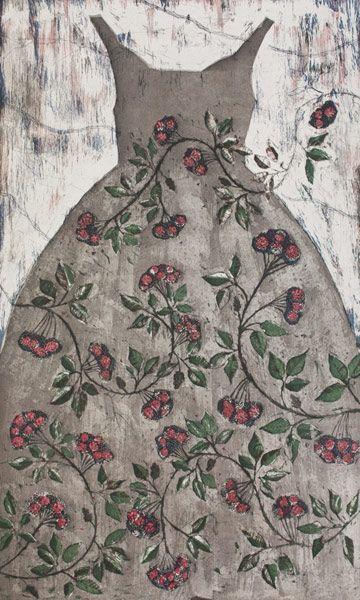 Mesimarjapuku  Arctic Rasberry Dress (2013)