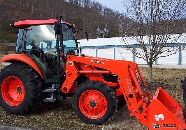 Kubota Tractor Prices | Kubota M 6040 DTQ