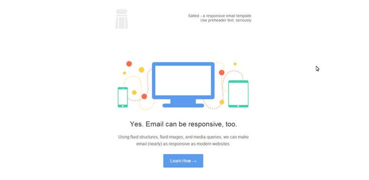 30 Free #Responsive #Email #Templates
