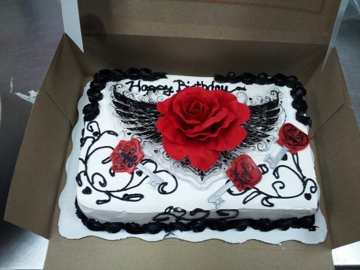 46 best birthday cake ideas images on Pinterest Cake wedding