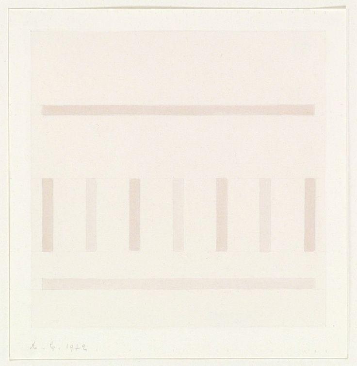 Costellazione viola | Antonio Calderara, Costellazione viola (1972)