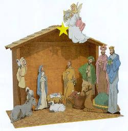 11 best mangers images on pinterest nativity stable christmas paintable nativity scene plans woodworking plans and patterns by woodcraftplans solutioingenieria Choice Image
