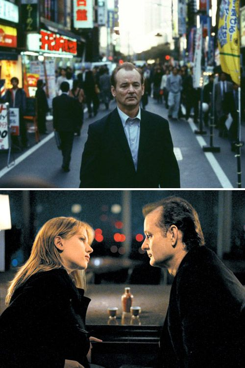 "Bob: ""I don't want to leave."" Charlotte: ""So don't. Stay here with me. We'll start a jazz band."" - Lost in Translation"