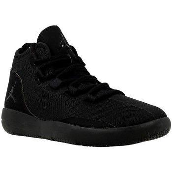 trendy Nike jordan reveal bg heren sneakers (Zwart)