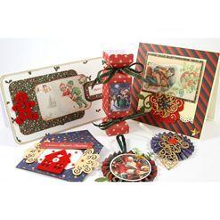 Filigránové Vánoce