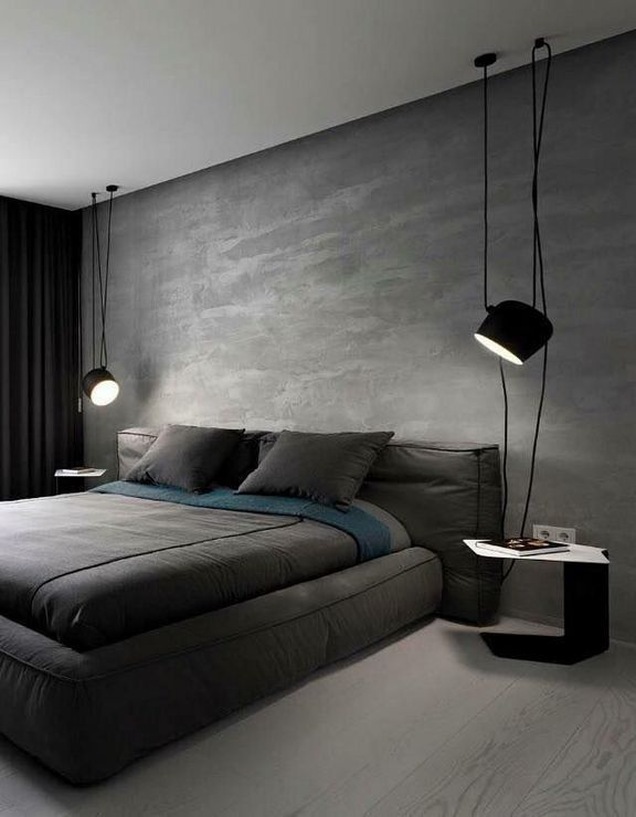 23 Modern Bedroom Ideas Which Meet Comfort Modernes