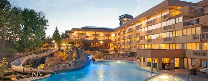Our New Years Eve 2012!  Spokane Hotel - Downtown Lodging Suites in Spokane, Washington
