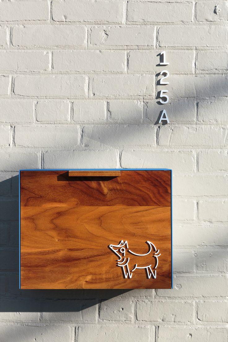 New Branding u0026 Packaging for Little Wolf