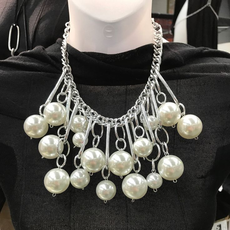 Big bold and beautiful. This gorgeous necklace is a real statement piece! Bold edgy look, yet very light weight. Look even more gorgeous in this T13E piece.   We are officially rebranding! Formerly Covet Designs is now The Thirteenth Element (T13E).