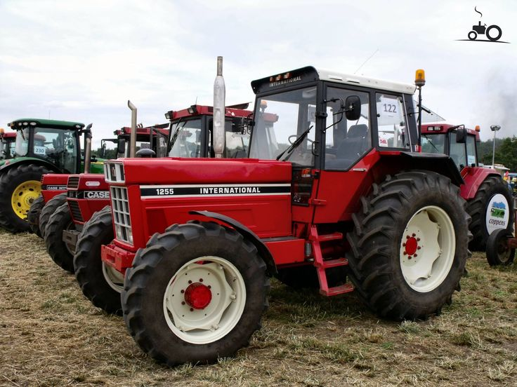IH 1255 International Tractor | Foto International 1255 #515323
