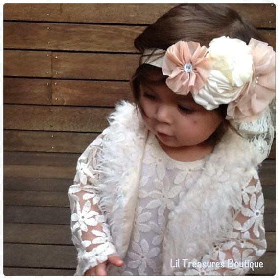 Headband Girls Headband Baby Headband Hair by LilTreasuresAust