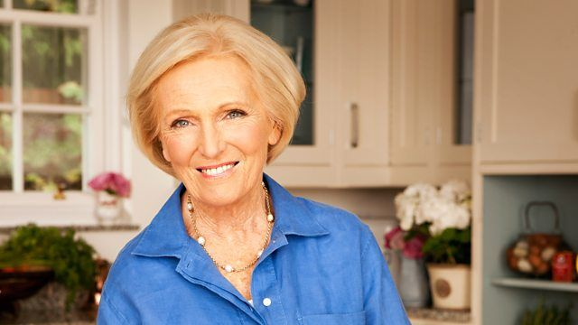 Mary Berry's Absolute Favourites chicken sage and ginger