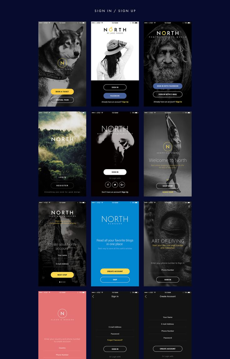 Introducing NÓRTH, an extensive iOS UI Kit, Handcrafted high quality detail design ready to use for your next app or prototypes. NÓRTH contains 80+ handcrafted retina ready iOS screens in 5 categories fully editable & customizable, ready to use for your next app or prototypes. iphone 6 ui, design , app, wireframe kit, prototype, application, mobile app, andriod, material design, ui kit, iOS kit