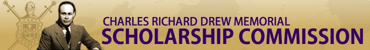 Charles R. Drew Scholarship Commission-if attend 4 yr