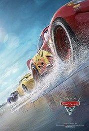 Carros 3 está em cartaz! Compre seus ingressos em www.VeloxTickets.com