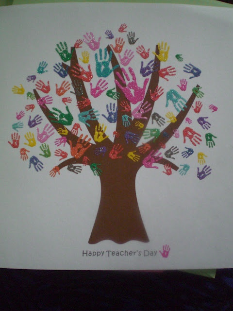 art and craft ideas for teachers day 1000 ideas about teachers day on quilling 7958