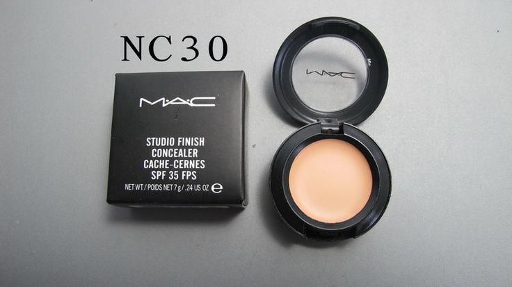 MAC Studio Finish Concealer (£17)