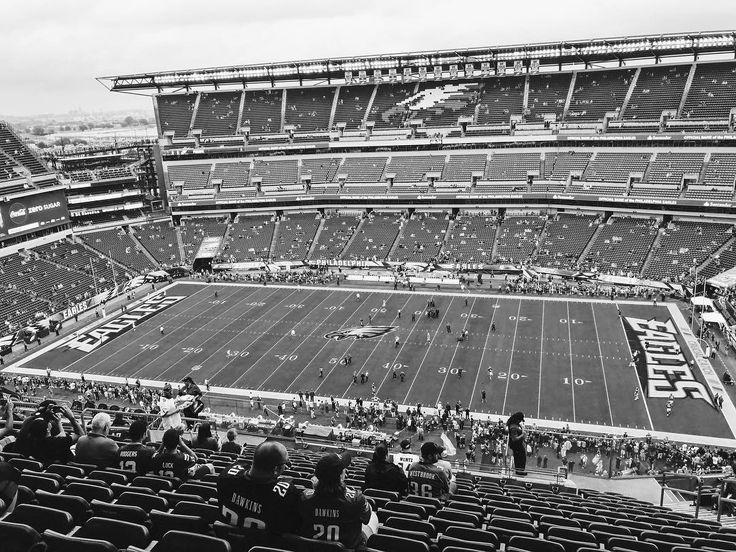 Is this the year? Is this our time? Will this be the team?  Can we just win a Super Bowl already? Its been long enough. Go Eagles.  7-1....?? #philadelphiaeagles #nfl #eagles #eaglesnation #football #philly #philadelphia
