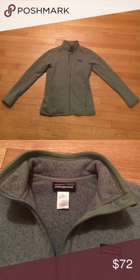 Patagonia Better Sweater Gently used sweater purchased last year for sale! Patagonia Jackets & Coats