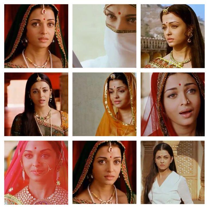 Aishwarya Rai -Jodhaa Akbar (2008)