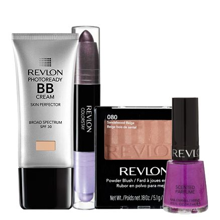 Fancybox - Beauty Kits Revlon Smoky Grape