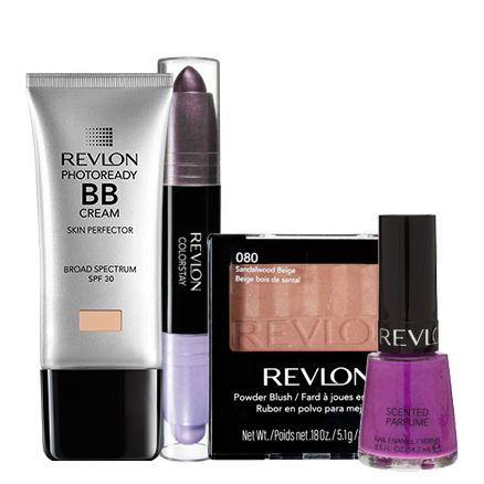 Fancybox - Beauty Kits Revlon Smoky Grape